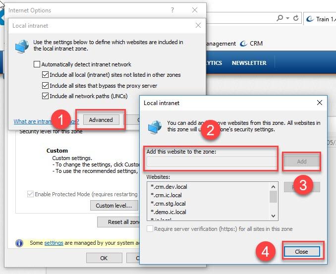 How Do I Adjust My Internet Explorer 11 Settings Iconstituent Help Center